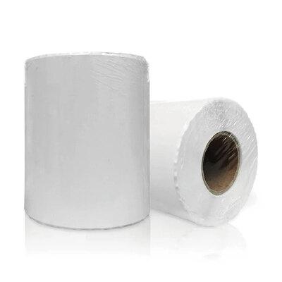 噴墨塗層自黏貼紙(105mm*30m)-噴墨數位自黏標籤機用-適合EPSON/C3510/7510G